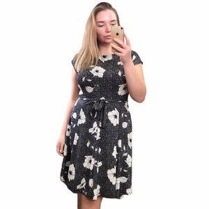Mandy Evans Belted Dress